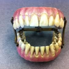 porcelain denture