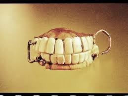 spring denture