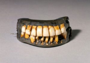 george washington's denture